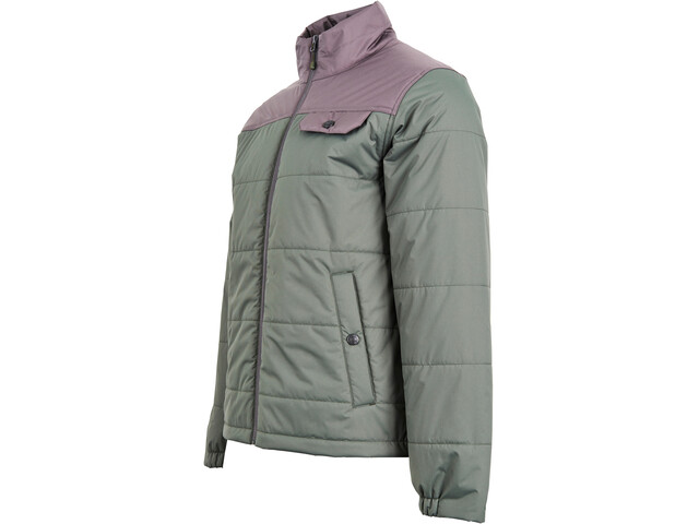 United By Blue Bison Puffer Veste Homme, dark olive